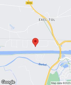 Locatie Autobedrijf Hans Kox op kaart