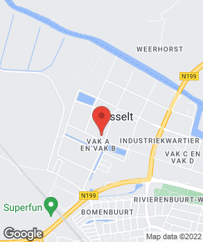 Locatie Automotive Center op kaart