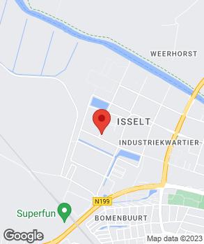 Locatie QlassiX Carcenter op kaart