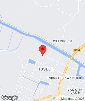 Locatie Autobedrijf Ron Service op kaart