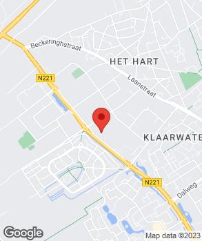 Locatie Auto Smeeing Soest B.V. op kaart