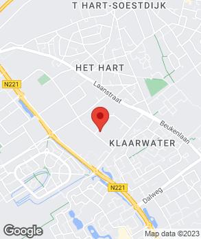 Locatie Bican Autobedrijf op kaart