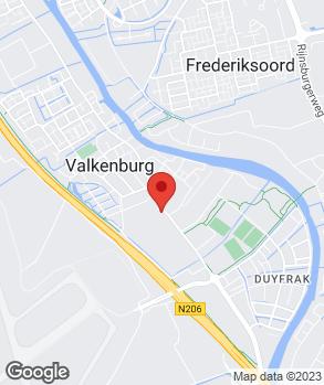 Locatie Mart van Beelen Auto en Aanhangwagens op kaart