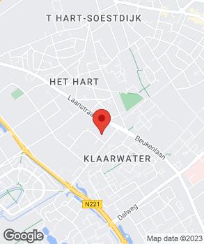Locatie Massop Autohandel op kaart