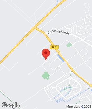 Locatie H.G. Auto's op kaart