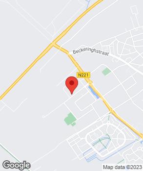 Locatie Autoschade Soest op kaart
