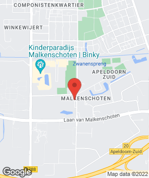 Locatie Henk Pauw Auto en Motorhandel op kaart