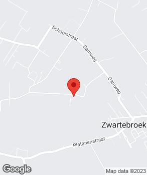 Locatie Autobedrijf Van de Bunt B.V. op kaart
