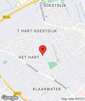 Locatie Autobedrijf A. van Keulen op kaart