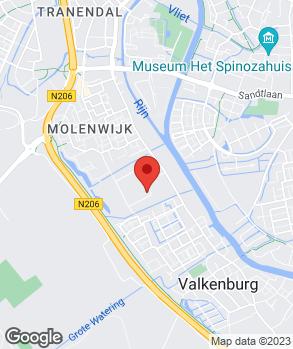 Locatie Autobedrijf Ravis op kaart