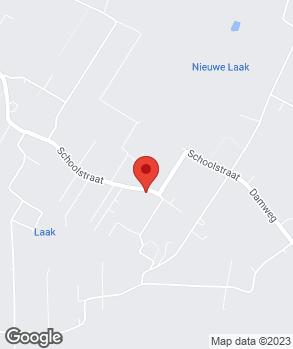 Locatie Autohandel H. van Zanten op kaart