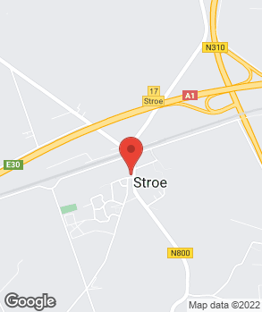 Locatie Autobedrijf Schouten Stroe V.O.F. op kaart