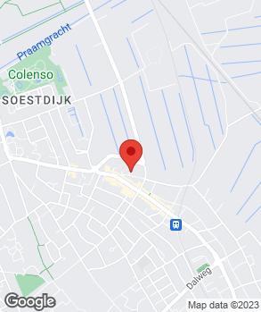 Locatie Mondfrans Autohandel en Dienstverlening op kaart