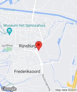 Locatie Bram Driebergen Automobielen op kaart
