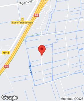 Locatie Autoservice Van der Veer op kaart