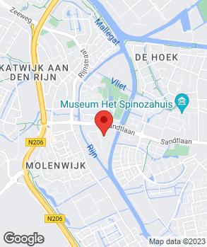 Locatie De Dijk op kaart