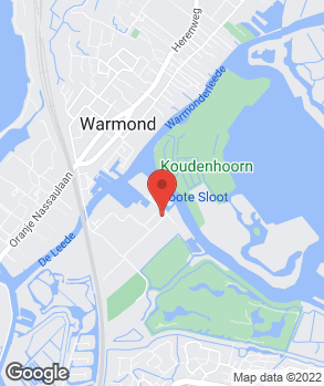 Locatie Auto Van Dijk op kaart