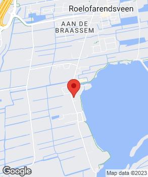 Locatie Auto Verdel op kaart