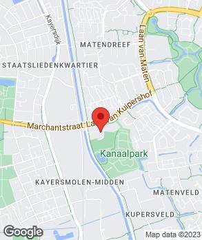 Locatie Autohaas Bedrijfswagens op kaart