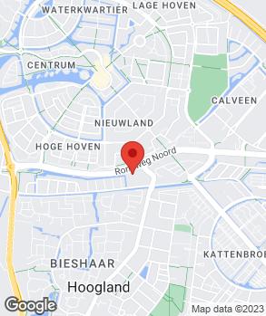 Locatie Autobedrijf de Neeling op kaart