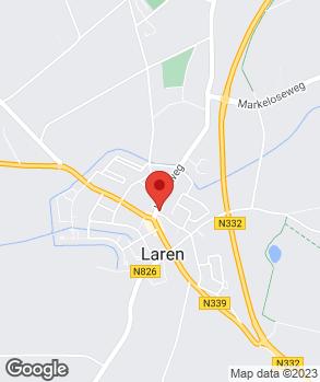 Locatie Autobedrijf Johan Zomer B.V. op kaart