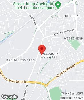 Locatie Auto Koldewijn B.V. op kaart