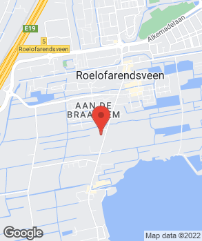 Locatie Patrick Turnhout Auto's B.V. op kaart