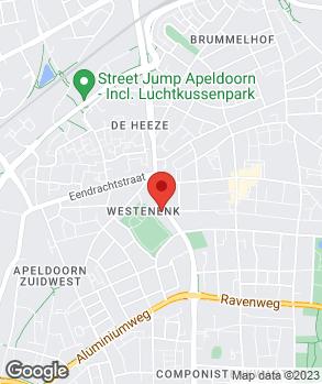 Locatie E. Sinke Auto's op kaart
