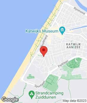 Locatie Automobiel- en Garagebedrijf Seinpost B.V. op kaart