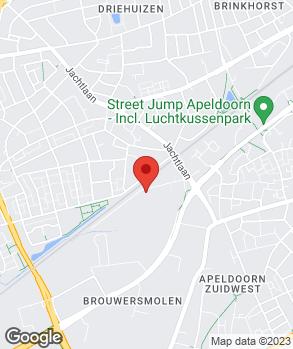 Locatie Spoorzicht B.V. op kaart