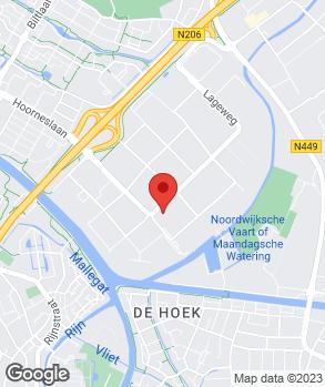 Locatie Dijksman Automobielbedrijven b.v. op kaart
