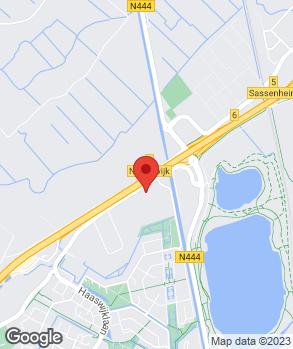 Locatie Van der Luyt Garagebedrijf B.V. op kaart