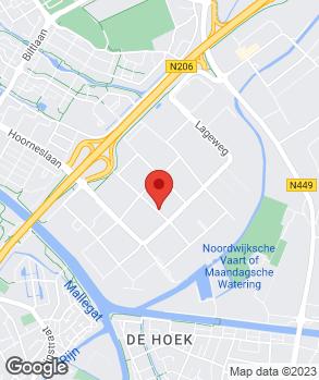 Locatie Autobedrijf Abbas op kaart