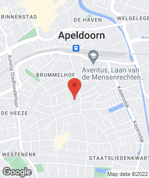 Locatie Popma's Autobedrijf op kaart