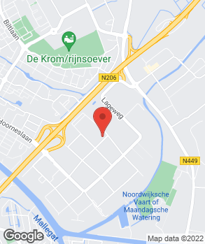 Locatie Blom's Automobielbedrijf B.V.   Blom-DSW op kaart