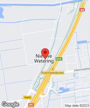 Locatie Auto Bedrijf Harco v.d. Poel op kaart
