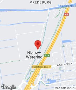 Locatie Autoservice Repatech op kaart