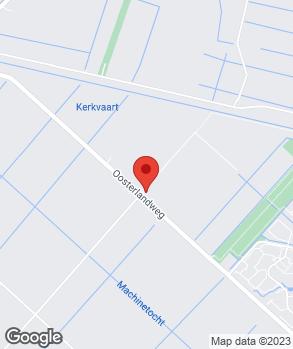 Locatie APK Garage Cees Mur op kaart