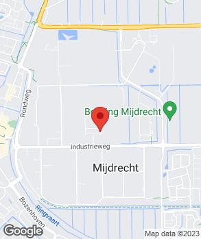 Locatie Autobedrijf D.J. van Maanen op kaart