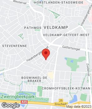 Locatie Autoservice Roja op kaart