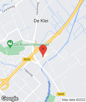 Locatie Kamsteeg Auto Plaza op kaart