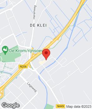 Locatie Peter Schalkers Auto Restyle op kaart