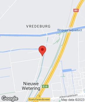 Locatie BN Auto's op kaart