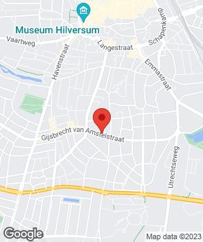 Locatie Garage Zuid op kaart