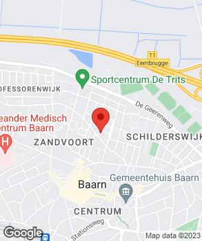 Locatie Garagebedrijf Pegtol op kaart