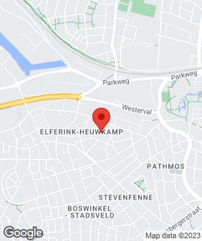 Locatie Garage Tosun op kaart