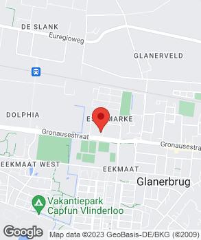 Locatie Autobedrijf Johnny Nijhuis op kaart