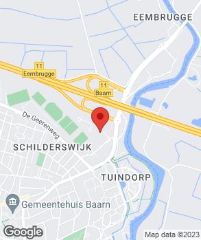 Locatie Garage Buitenweg Baarn op kaart