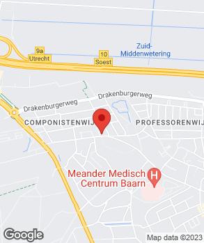 Locatie Autobedrijf Niels Renes B.V. op kaart