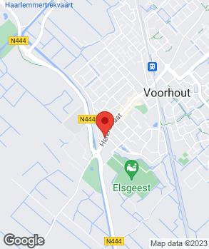 Locatie Autobedrijf Schoonoord op kaart